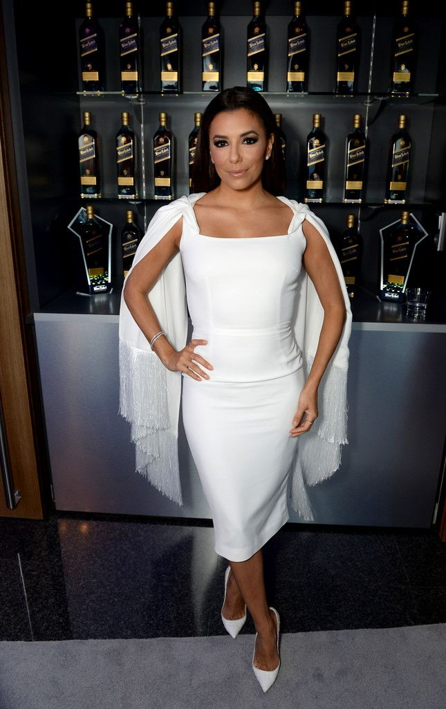 Eva Longoria Photos Photos - Eva Longoria at Symphony in Blue hosted by Johnnie Walker Blue Label, on May 22, 2015 in Monaco. The event took guests on an immersive theatrical journey into the Art of Blending to celebrate the 10 year anniversary of the partnership between Johnnie Walker Blue Label and McLaren - Symphony In Blue, Monaco, Hosted By Johnnie Walker Blue Label - Inside