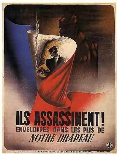 Propagande de Vichy 1943 - pin by Paolo Marzioli