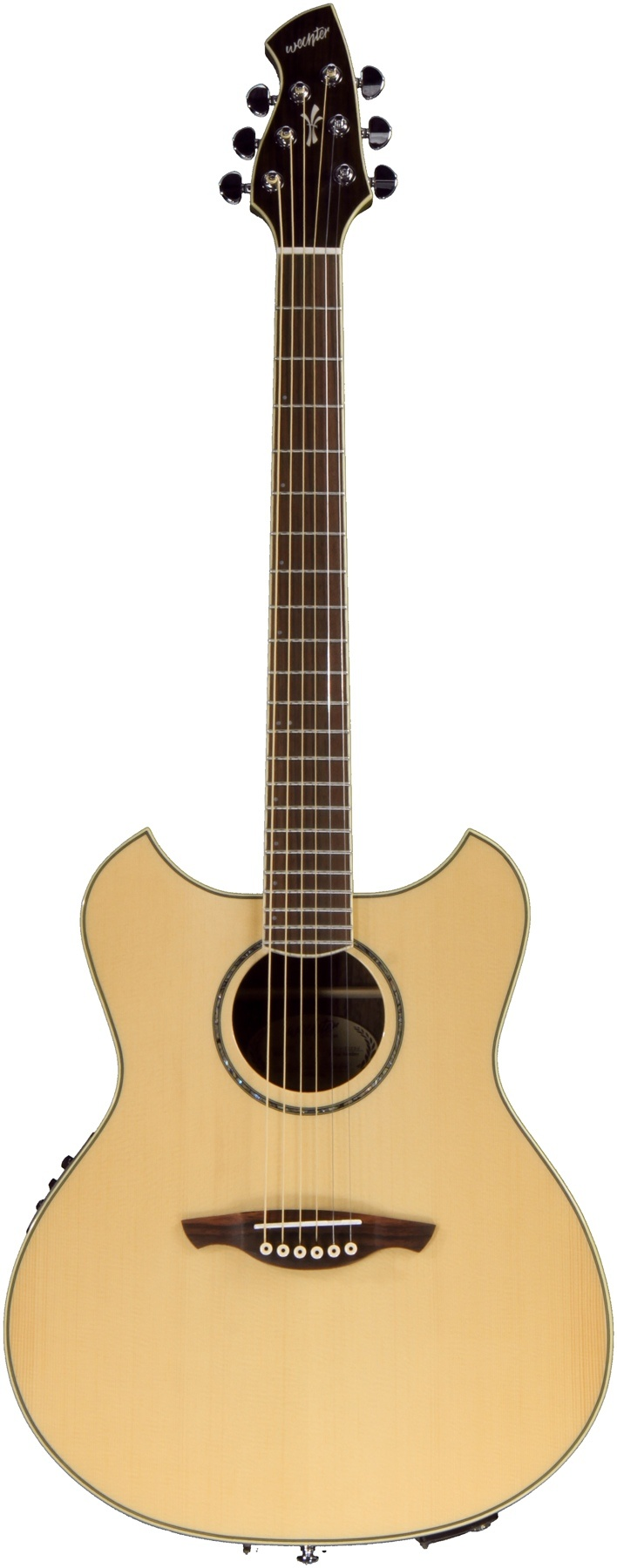 double cutaway acoustic awesome guitars pinterest. Black Bedroom Furniture Sets. Home Design Ideas
