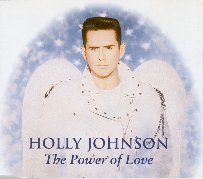 Holly Johnson: The power of love - Pierre et Gilles