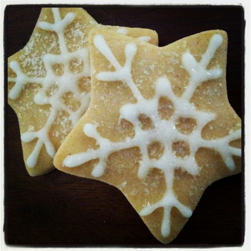 Image result for star shaped gingerbread