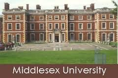 Deans' Academic Excellence Scholarships at Middlesex University in UK, 2014