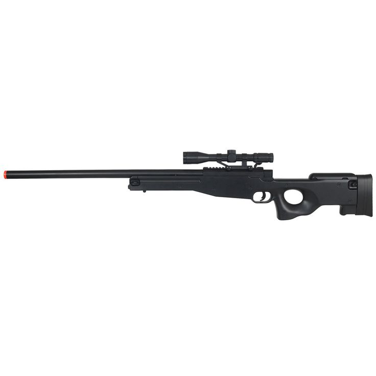 CYMA ZM52 L96 AWP SPRING AIRSOFT BOLT ACTION SNIPER RIFLE RED DOT SCOPE Gun BB