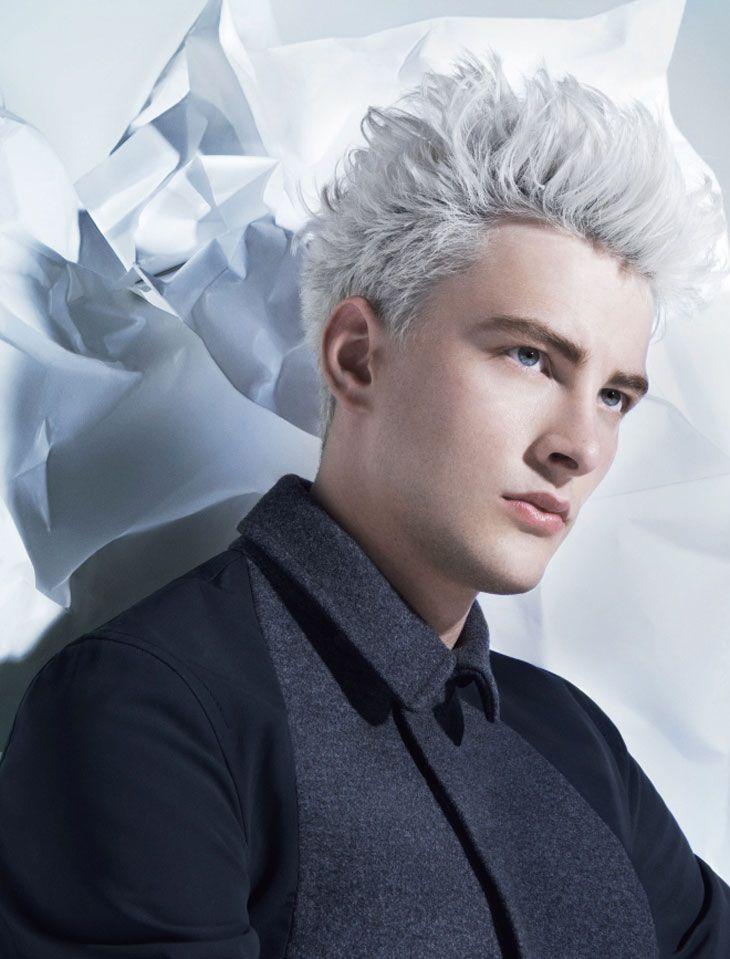 71 Best Images About Men 39 S Platinum Hair On Pinterest