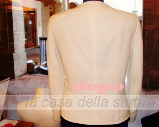 la casa della sarta: Riparazioni diverse di abbigliamento, allargare un...