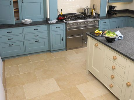 French limestone tiles from Dijon area of France / Let NJKitchensandBaths.com complete your next remodel project!