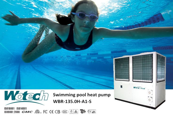 46 Best Wotech Swimming Pool Heat Pump Images On Pinterest