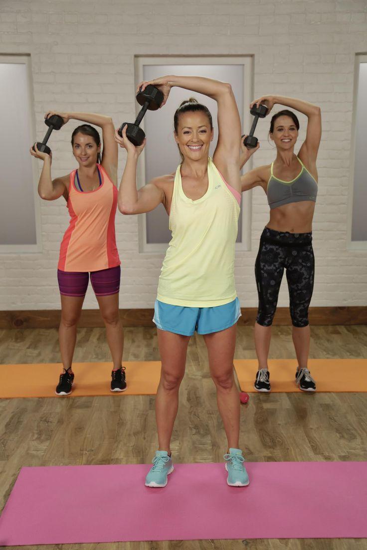 Bye-Bye, Bra Bulge! Your 10-Minute Workout
