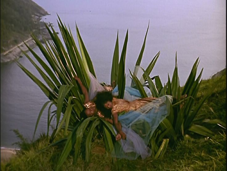 hades and film black orpheus Near the end of black orpheus (orfeu negro), marcel camus's masterpiece of 1959, there comes what can only be described as an authorial disclaimer that strikes the film's one seriously false note.