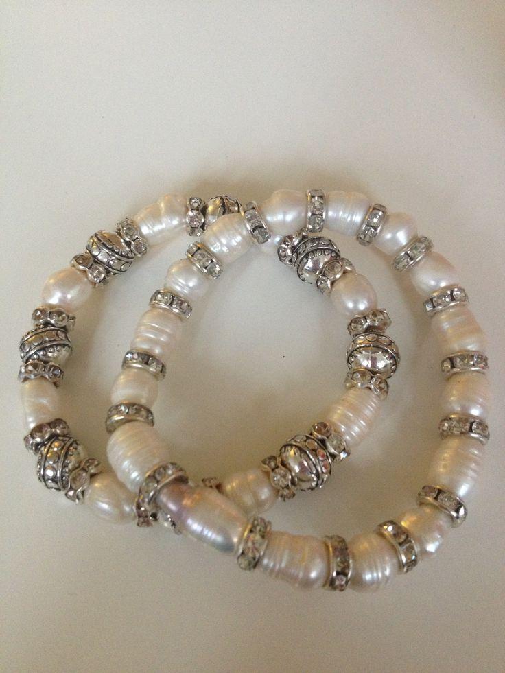 Bracelet #pretty #beautiful #beauty #bracelet #silver #white #love #loveit #jewelery
