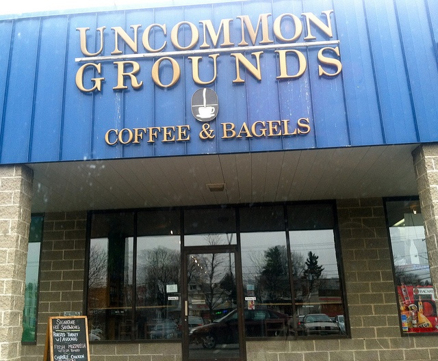 Uncommon Grounds Albany, NY - located on Western Ave.