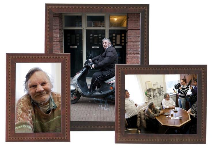 In dit doorsnee Amsterdamse huis op nummer 11 woont een bont gezelschap mannen die zich moeilijk staande kunnen houden in de maatschappij. De Amsterdamse handelaar Jopie Snor ontfermt zich over deze mannen. Lees hier meer: http://www.manbijthond.nl/rubrieken/nummer-11