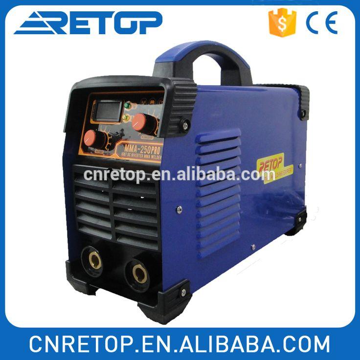 New condition digital mma portable welding machine price