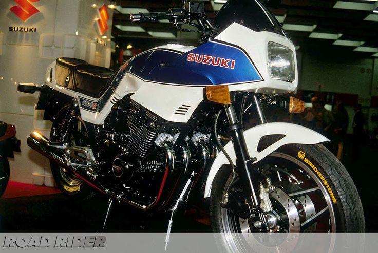 ROAD RIDER: 1982 SUZUKI GSX1100ES