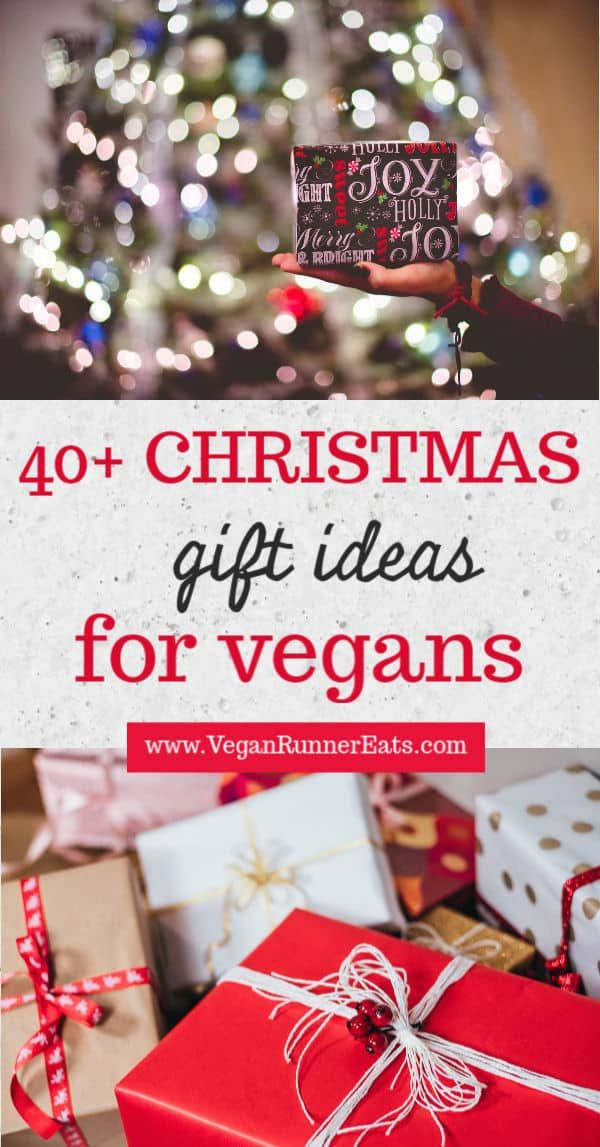 40 One Of A Kind Christmas Gift Ideas For Vegans Vegan Christmas Gifts Christmas Food Gifts Vegan Christmas