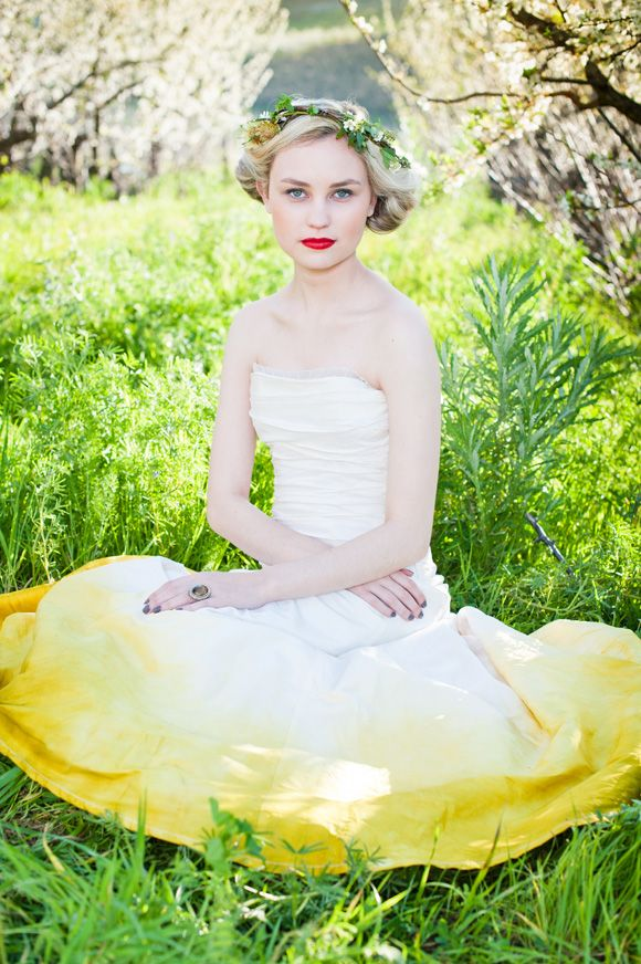 African Geometric Styled Shoot by Yolande Snyders & Yellow Papaya | SouthBound Bride