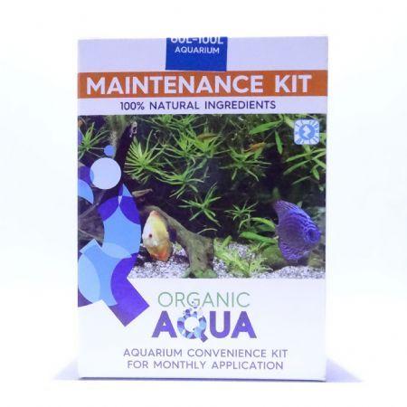 Organic Aqua Monthly Maintenance Kit 60-100 Litres