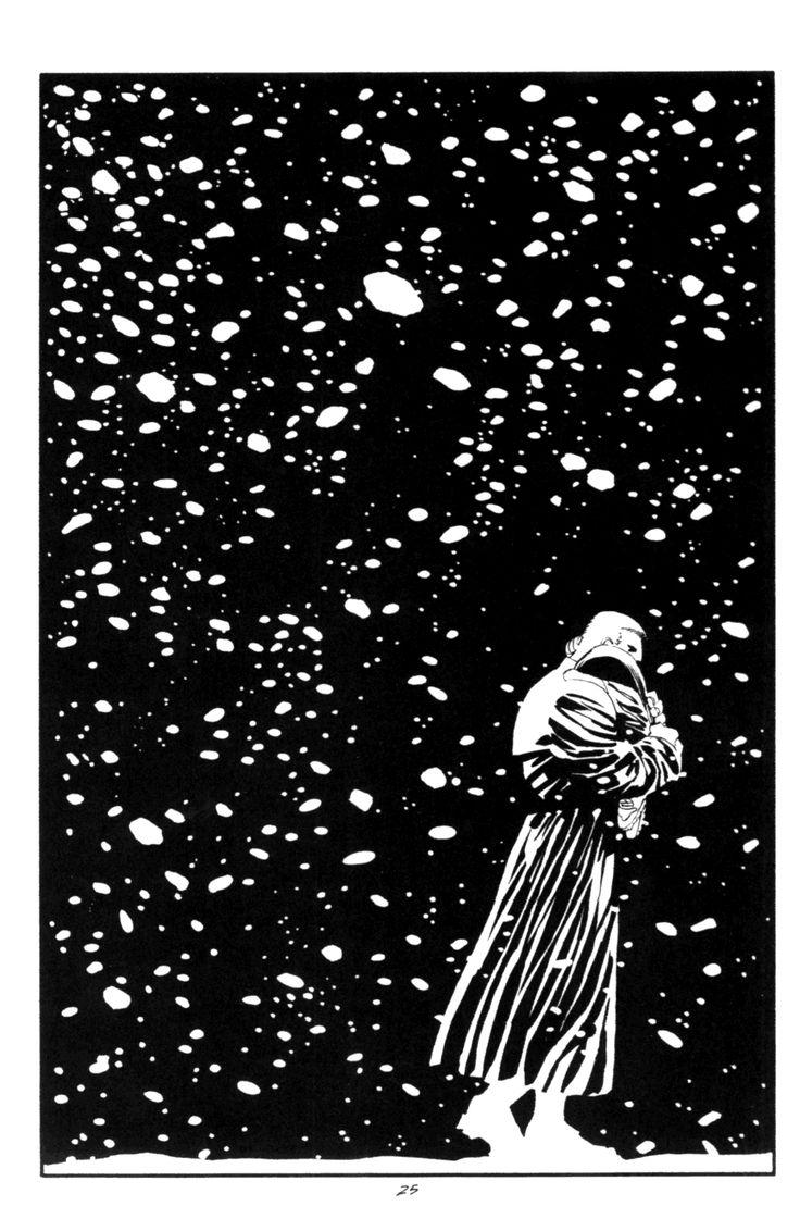 Комиксы Онлайн - Город Грехов - Тихая Ночь - Страница №26 - Sin City - Silent Night