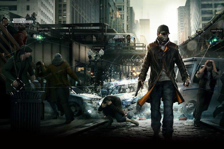 Watch_Dogs™ | Accueil | Site Officiel | Ubisoft ®