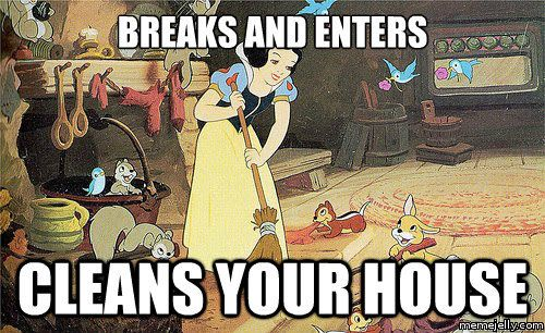 Good Gal Snow White - Meme I need someone to do this for me!!!!