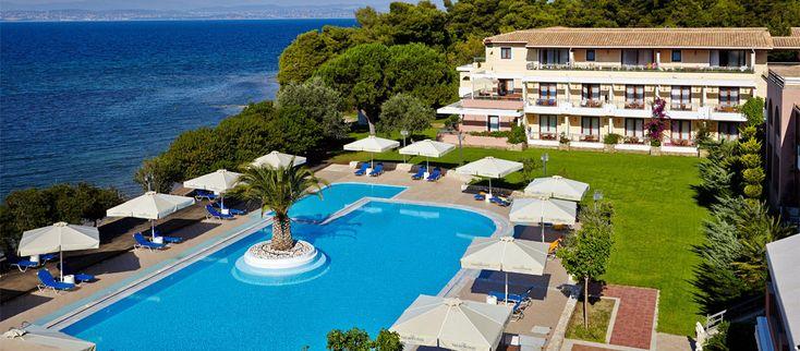 Kappa Club Negroponte 5*pas cher prix Voyage Grèce Promoséjours à partir 711,00 € TTC au lieu de 836 € All Inclusive