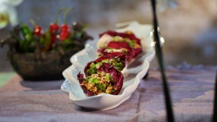 You'll find the ultimate Reza Mahammad Larb recipe and even more incredible feasts waiting to be devoured right here on Food Network UK.