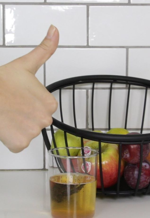 Избавьтесь от фруктовых мушек элементарным способом
