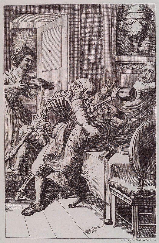 J. Rod. Schellenberg -Danse Macabre