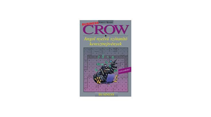 Crow Business - Angol - Okosodjál webáruház