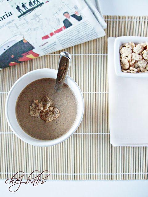 BABS (R)EVOLUTION: La colazione del campione - Frullato banana-caffè!