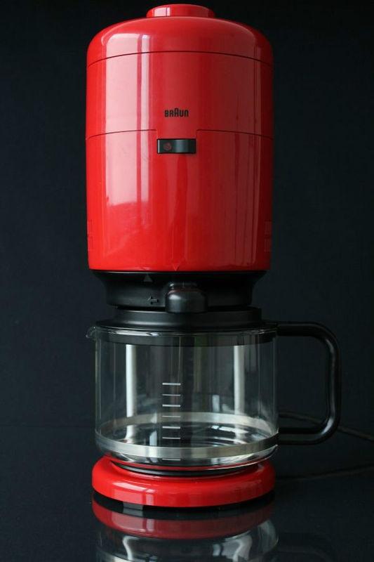 Braun Coffee Maker Official Website : eBay 1970s BRAUN KF20 Aromaster Coffee Maker Mid century Seiffert Dieter Rams Era Coffee ...