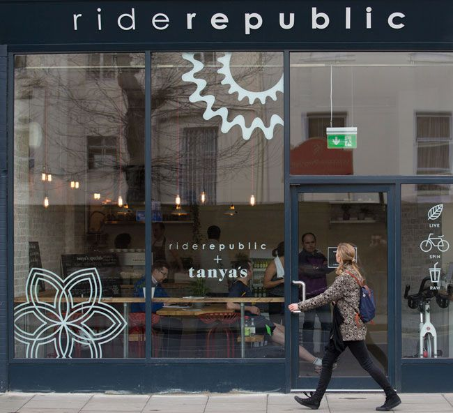 {Beauty & Exercise} Ride Republic Officially Launches in Parsons Green — American Girl in Chelsea