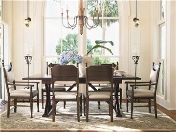 Paula Deen Home | Down Home | Family Style Table | 193655