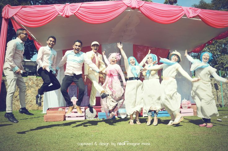 the wedding .: tanti&jaya :.