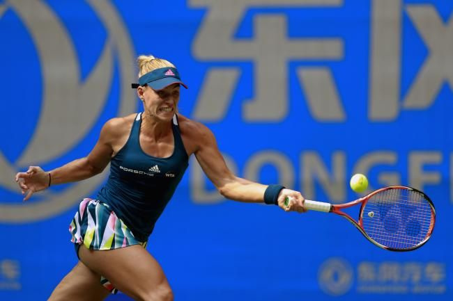 How Long Will Angelique Kerber Hold the No. 1 Ranking?