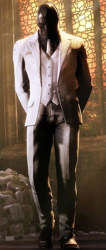 Batman: Arkham Origins; Blackmask