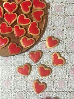 biscotti con la glassa