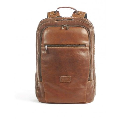 17 Best ideas about Leather Laptop Backpack on Pinterest | Leather ...
