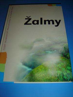 Czech Large Print Pslams / Zalmy / Cesky Ekumenicky Prekald Bible Ve Velkem Pismu / 2006 Print