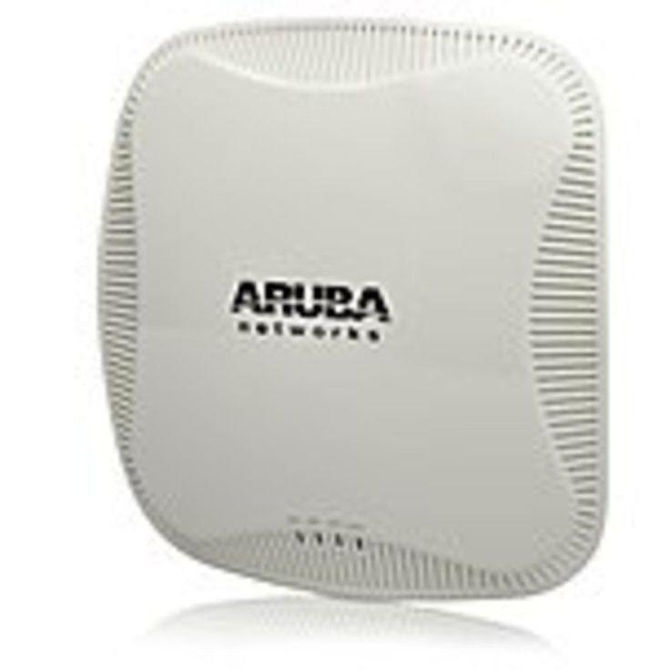 Aruba Networks IAP-115-US Instant IAP-115 IEEE 802.11n 450 Mbit/s Wireless Access Point - ISM Band - MIMO Technology - 1 x Network (RJ-45) - USB - AC Adapter, PoE - Ceiling Mountable, Wall Mountable, Desktop