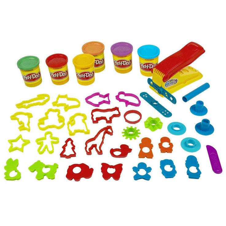 Play-Doh Fun Factory Deluxe Set Play-Doh