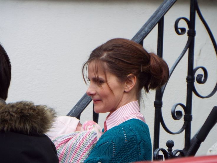 Setlock - Louise with a baby!!!! 25th April 2016