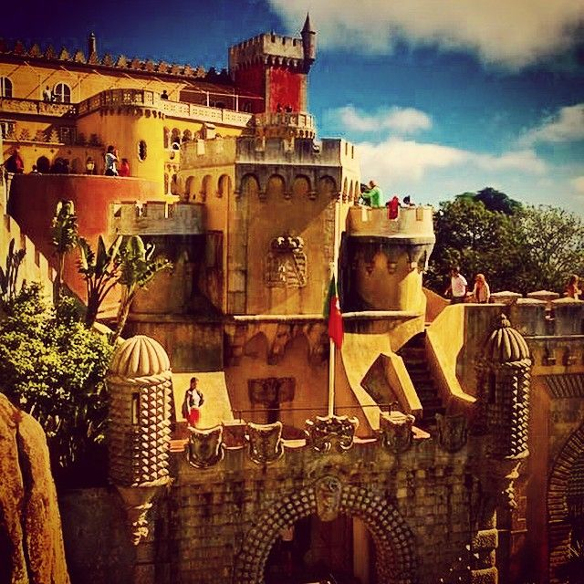 Sintra-Portugal. #travel #travelagency #portugal #fun #holiday #happy