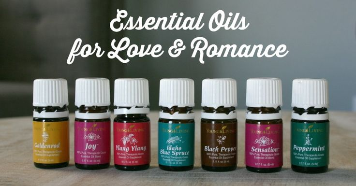 Fifty Shades of Essential Oils - Top Essential Oils for Romance, Love and Fun in the Bedroom - DontMesswithMama.com