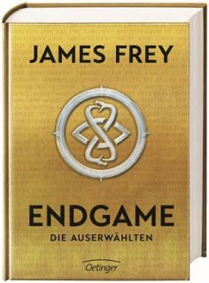 Lesendes Katzenpersonal: [Rezension] James Frey - Endgame: Die Auserwählten...