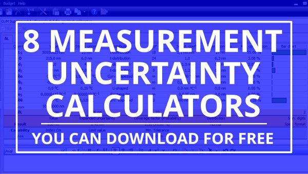 FREE Measurement Uncertainty Software you can download today