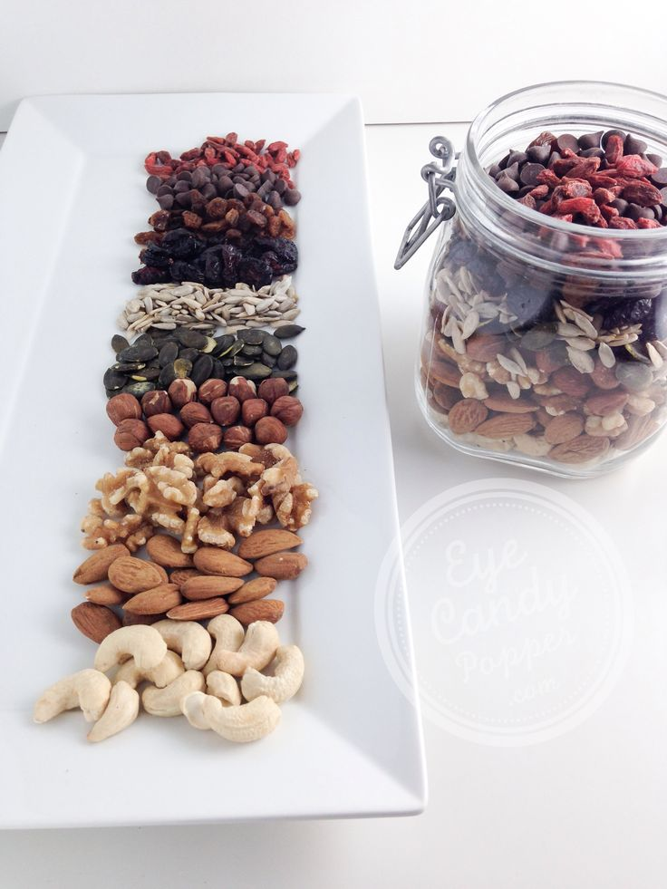 How to make your own healthy trail mix, and why raw and organic is better (vegan, raw, gluten-free, paleo)