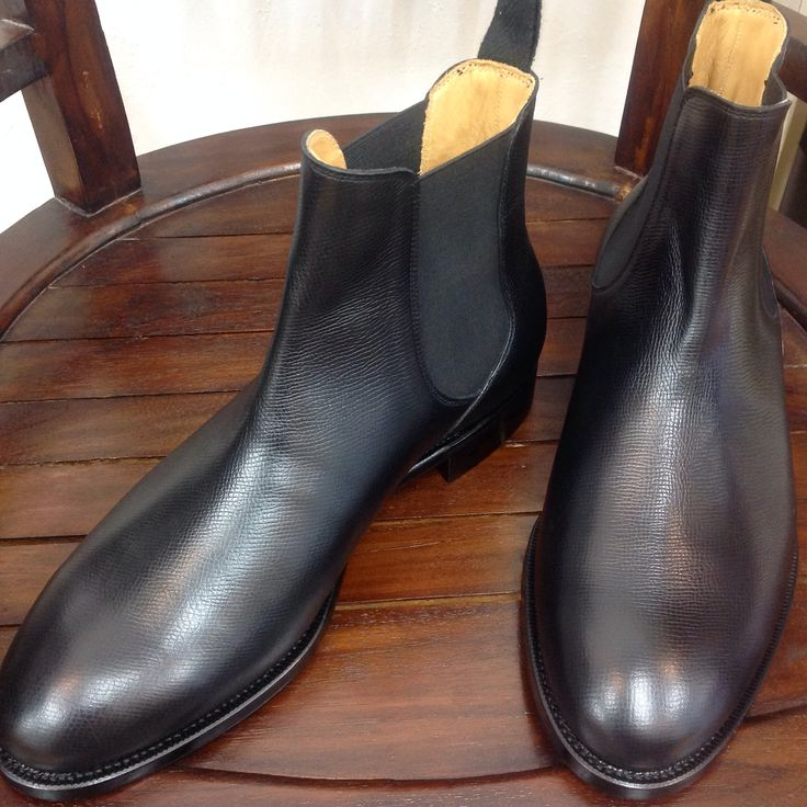 KOKON FactoryMade「415」ワープロラックス ブラックカーフ #gloucesterroad #kokon #shoes #mensshoes