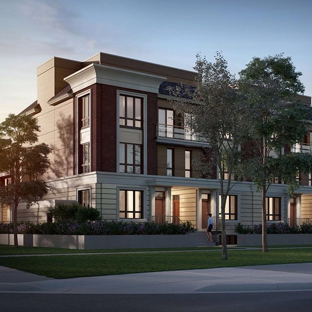 Hickory Drive - New community in Mississauga coming soon.   #HickoryDrive #ArchitectureLovers #Architecture #Builder #Design #HomeSale #Instalike #Mississauga #PhotoOfTheDay #PicOfTheDay #InstaFollow #FollowBack #Toronto #GTA #SierraBuildingGroup #Amazing3Drendering