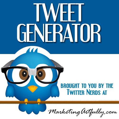 Tweet Generator | Twitter Tweet Adder